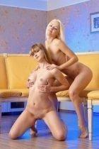 дешевая проститутка Подружки Олеся Даша, рост: 171, вес: 54, онлайн